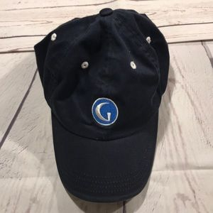 Golf channel logo Men's Golding Navy Hat Cap